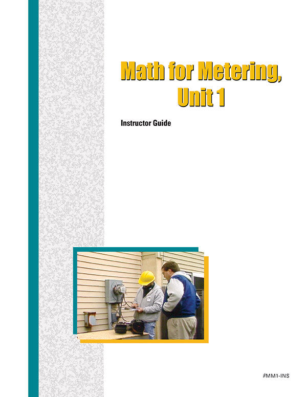 Math for Metering 1 - Instructor Guide