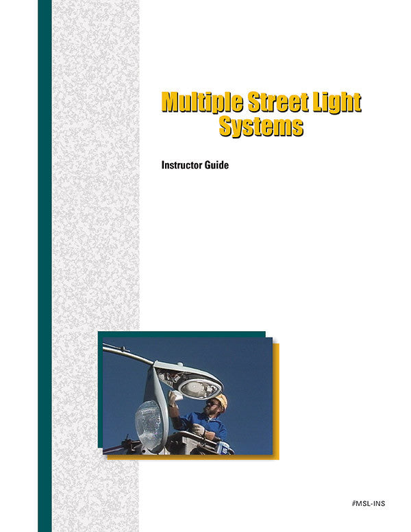 Multiple Street Lighting Systems - Instructor Guide