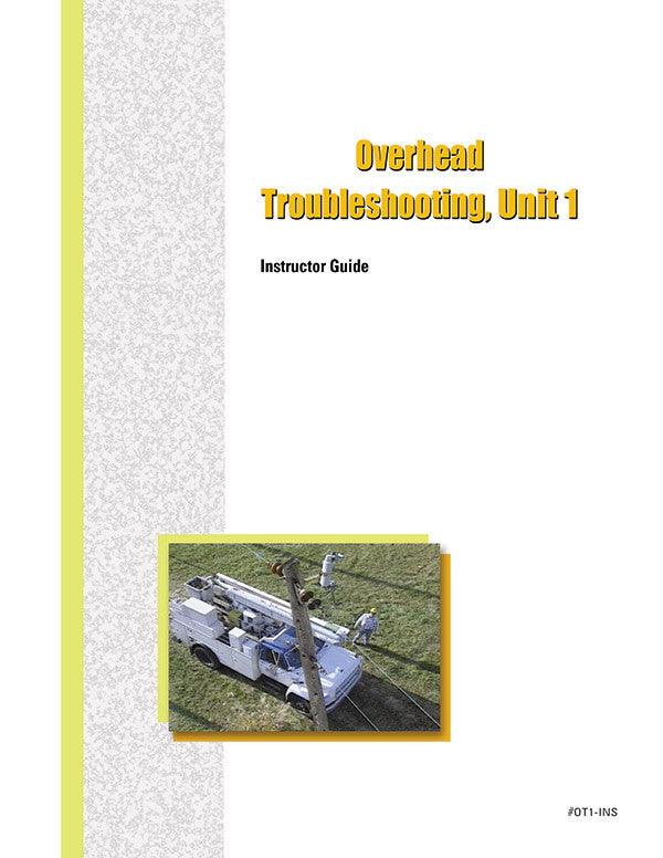 Overhead Troubleshooting 1 - Instructor Guide