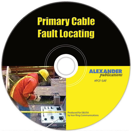 Primary Cable Fault Locating - DVD