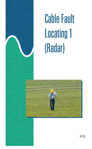 Cable Fault Locating 1 (Radar) - Study Guide