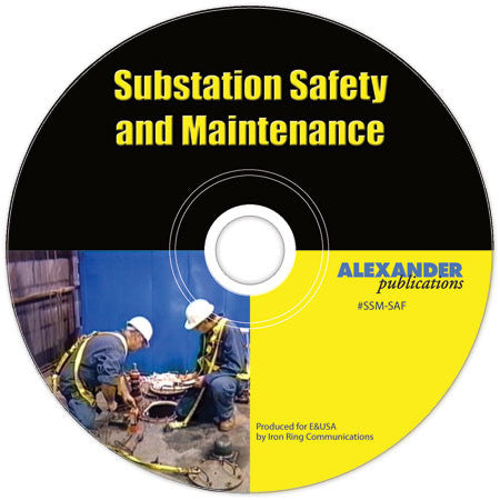 Safety and Substation Maintenance - DVD
