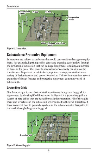 Substations and switchyards study guide alexander for Substation design guide