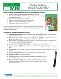 Knife Safety, Hand Protection - Safety Topic