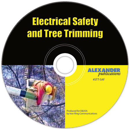 Electrical Safety and Tree Trimming - DVD