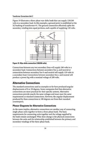 Transformer Connections 2 - Study Guide