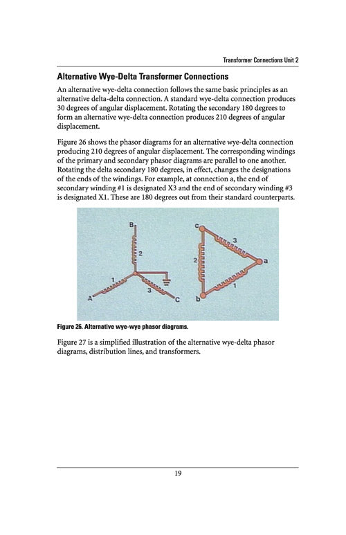 Transformer Connections 2 Study Guide Alexander Publications