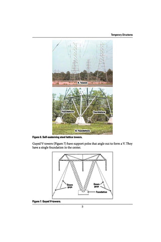 Temporary Structures - Study Guide