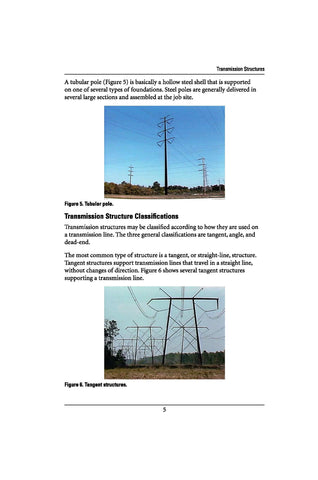 Transmission Structures - Study Guide
