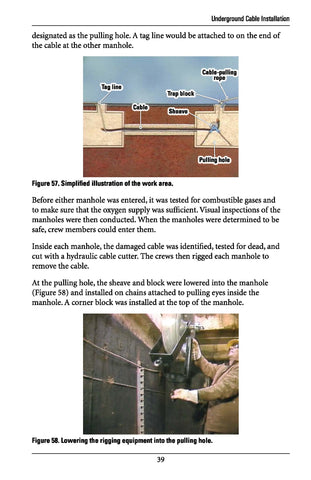 Underground Cable Installation - Study Guide