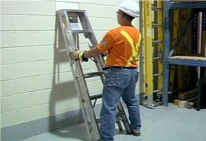 Ladder Safety - Videos and Books