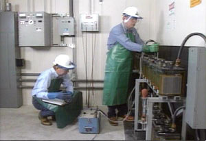Substation Battery Testing - Videos and Books