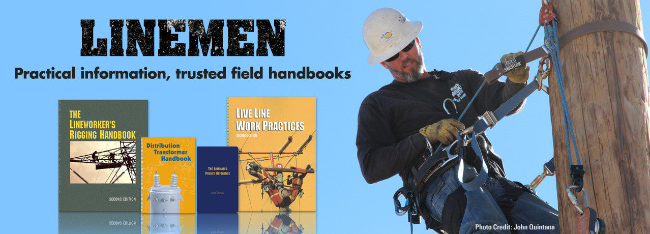 Linemen Reference Books