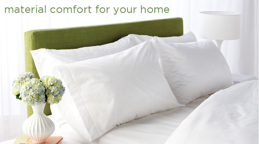 Material Comfort for Your Home