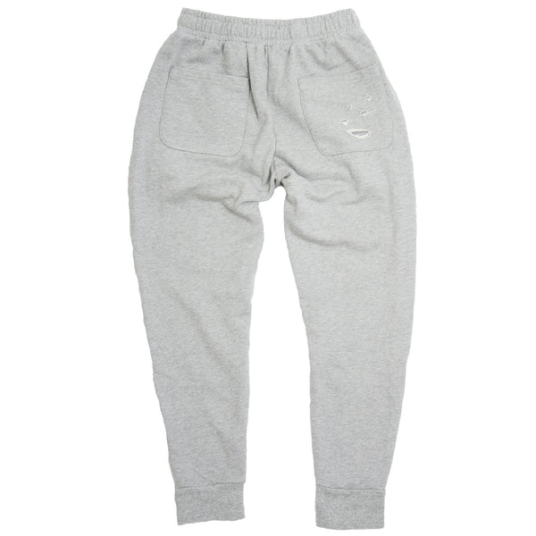 DISTRESS JOGGERS GREY