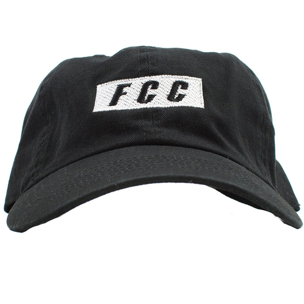 FCC BOX LOGO DAD HAT