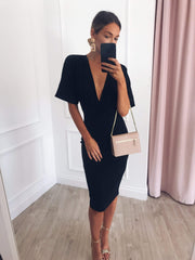 Sadie Dress - Black, Dress - Pretty Lavish