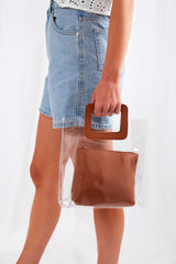 Tia Bag - Brown, Bags - Pretty Lavish