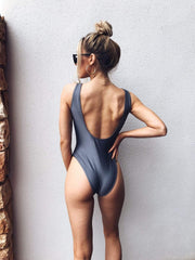 Emme Swimsuit - Slate