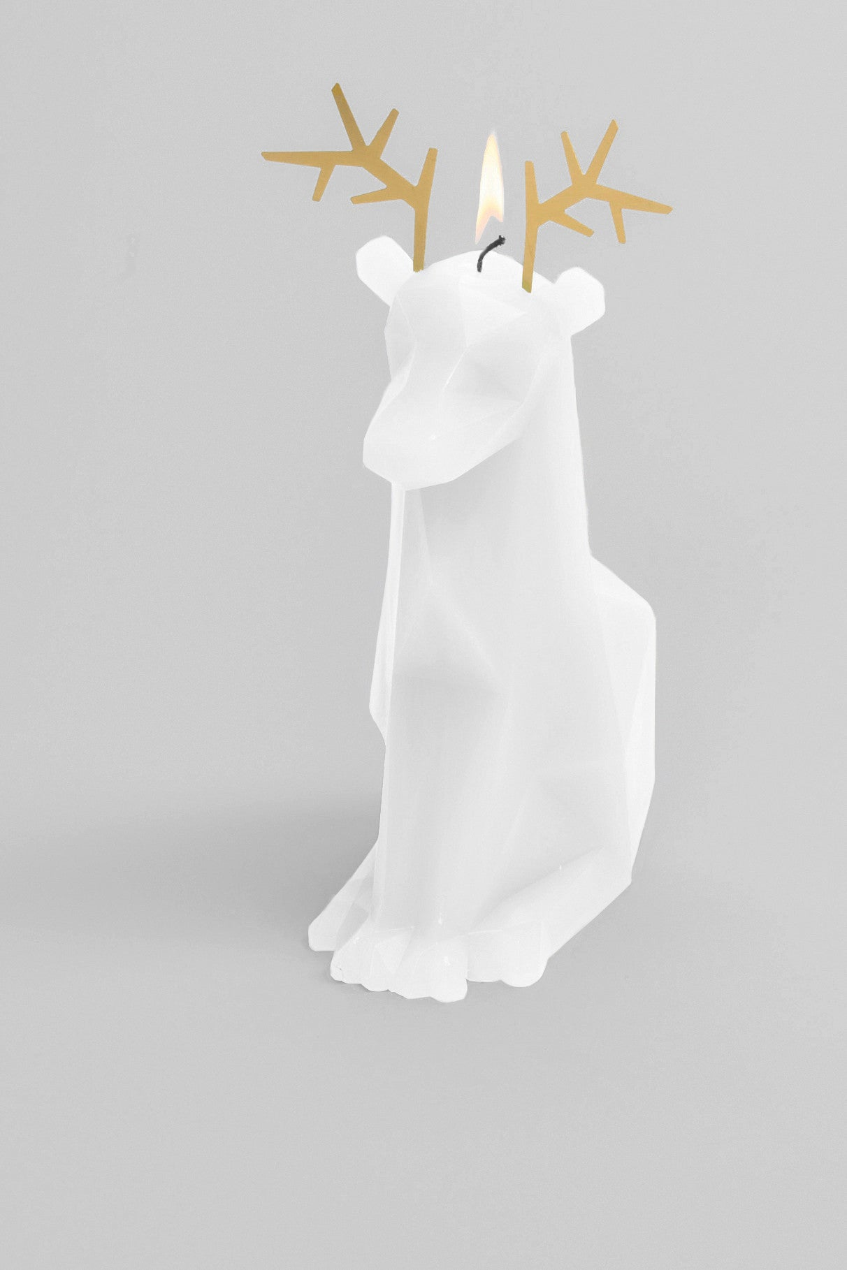 Dýri White Deer - PyroPet Candle Company