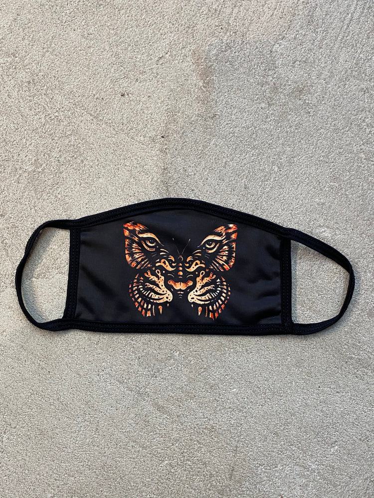 RT03 Tiger Butterfly Mask