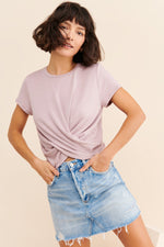 Leoh - SEN Twist Front top