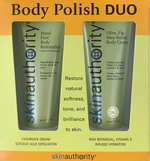 50626- Skin Authority Body Polish DUO