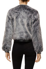 JB0002429 - J Brand Faux Fur Jacket