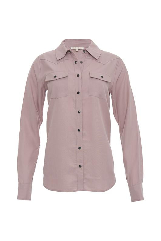 GH1095 - Gold Hawk Tencel Western Shirt