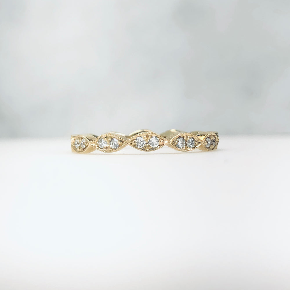 AD113 - Marquise Eternity Band