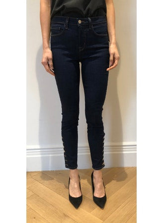 2504D18 - L'Agence Piper High Rise Skinny