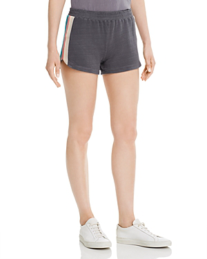 HB0249-18 - MONROW Lounge Shorts w/ Summer Stripes
