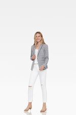 2577IJ - Ecru The Casual Jacket