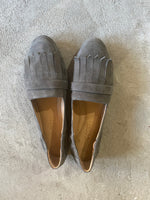 1112 Pomme D'or Suede Loafer