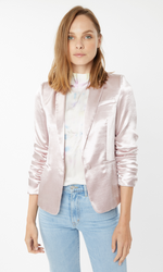 SP20 - Generation Love Fabien Satin Blazer