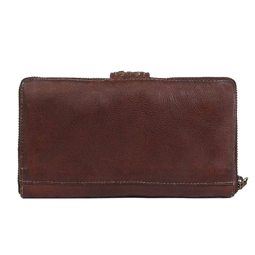 5029 - AMSTERDAM HERITAGE Pullen Zip Around Wallet