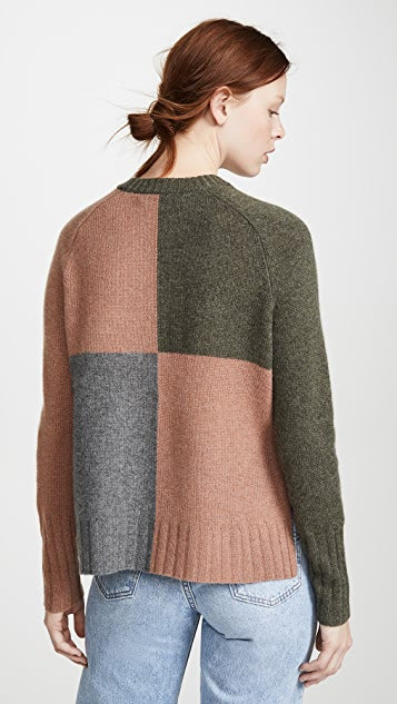 39211 - 360 Cashmere Hailey Cashmere Sweater
