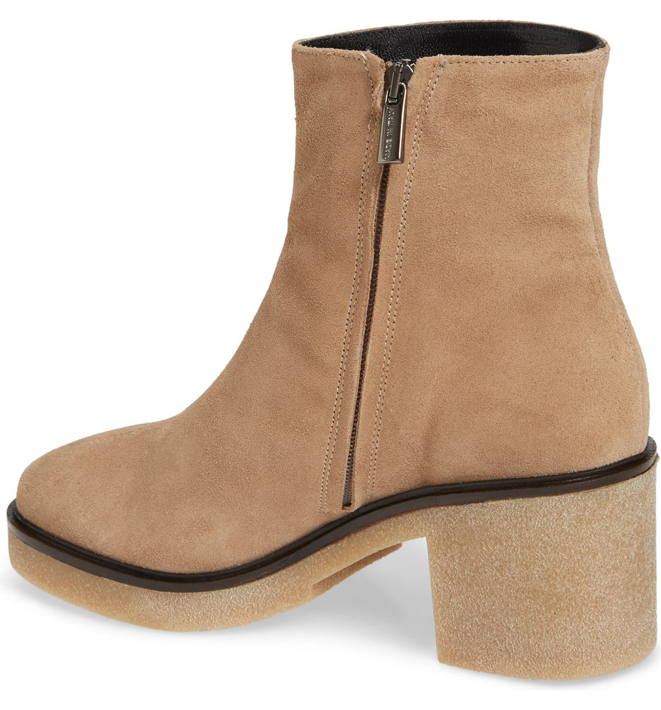 00FAE - Cordani Crepe Bottom Ankle Boot