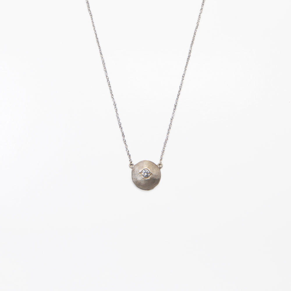 Circle Dome Necklace
