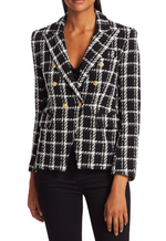 H19331 - Generation Love Alexa Tweed Blazer