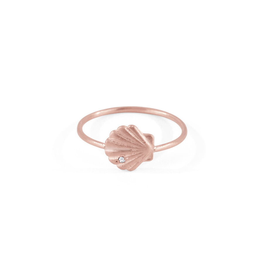 Clam Shell Ring
