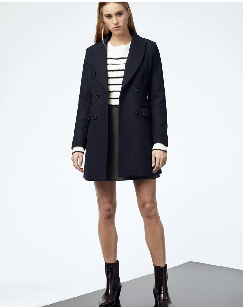 F982CT98 - John & Jenn Everett Coat