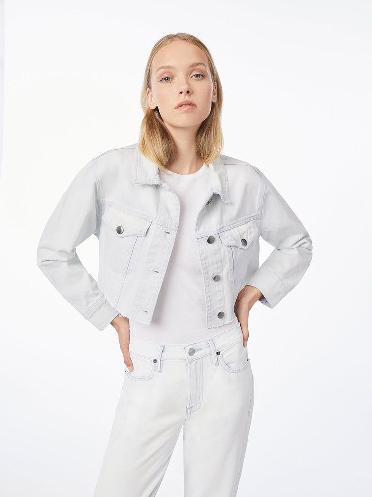 UCJK385 FRAME Ultra Crop Jacket