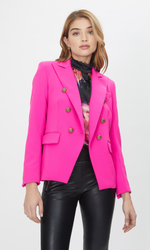 Alexa Gen Love Double breasted Blazer