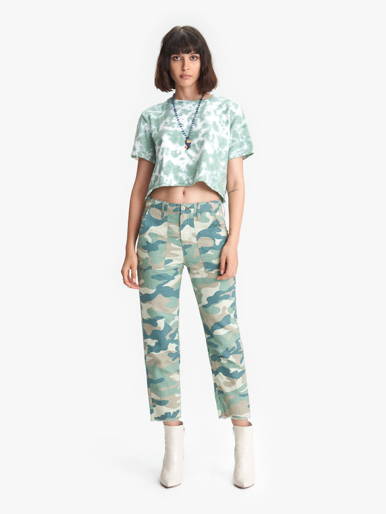 1322-813 - MOTHER The Shaker Pant