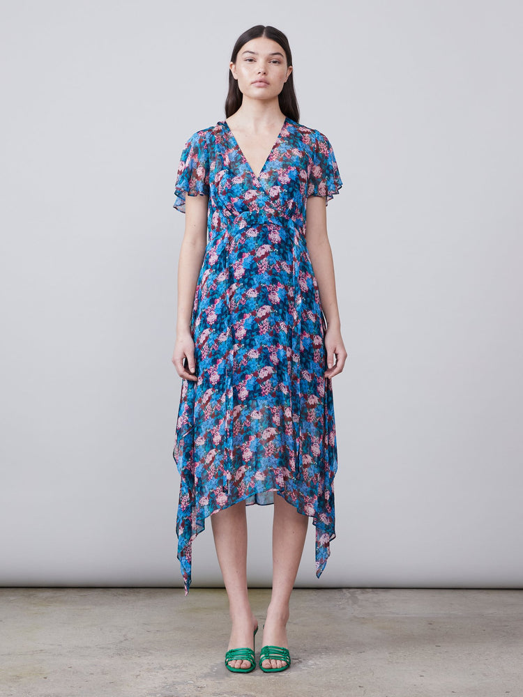 898MC32 - Allen Schwartz Cecile Dress