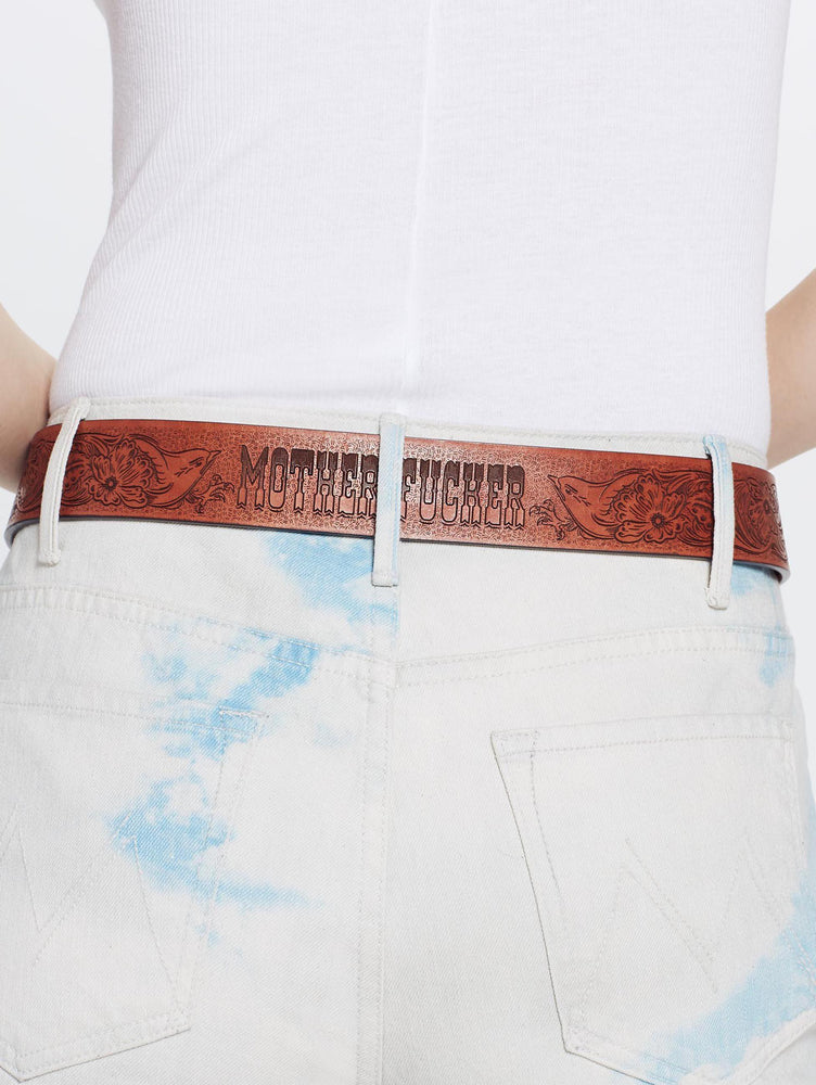 7122-657 The Buckle Up MF Belt