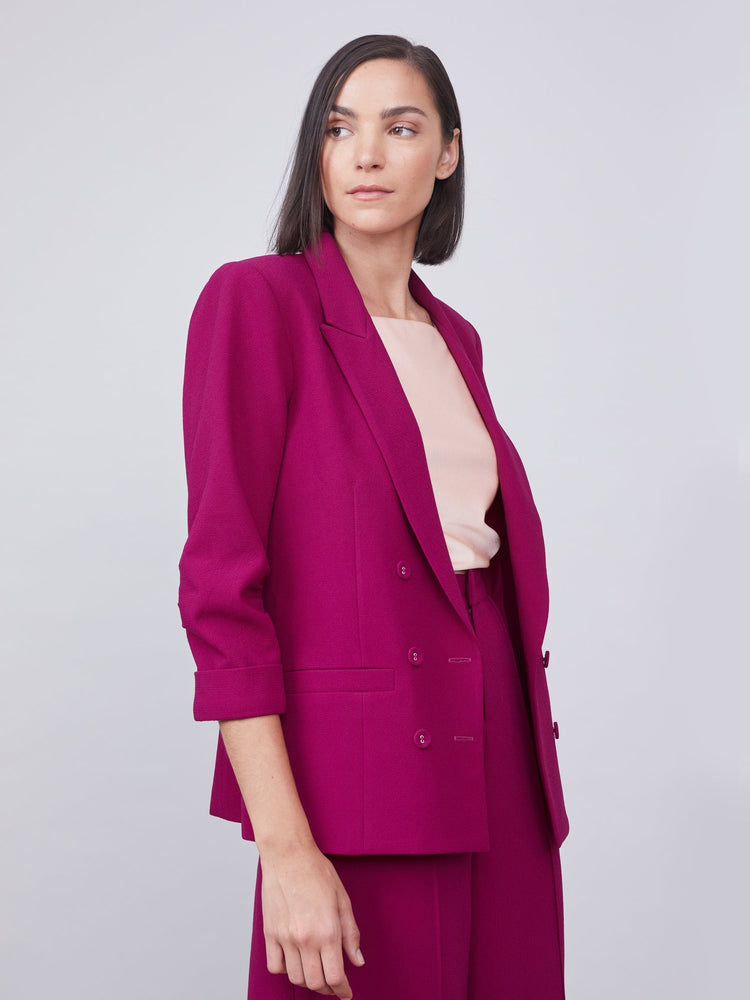 2611700 - Allen Schwartz Finn Double Breasted Blazer