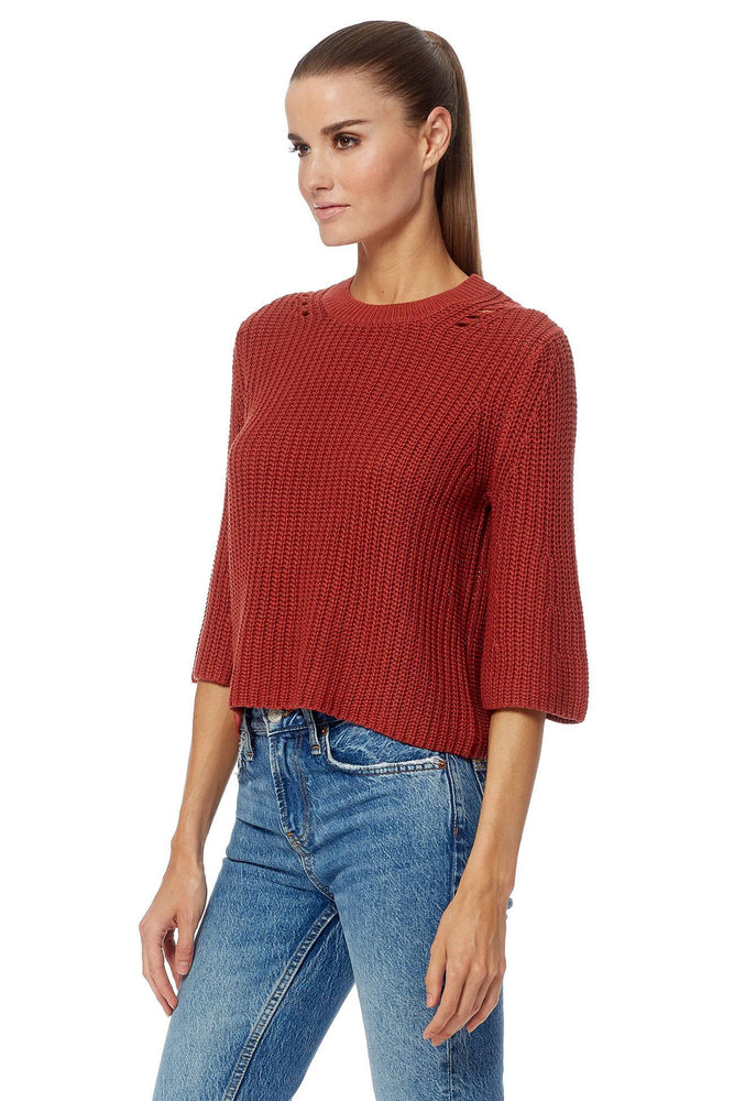 41304 - 360 Cashmere Pearl Sweater