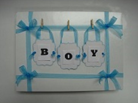 Baby Shower - Baby Boy